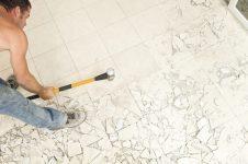 Rénovation de revêtement sol et mur
